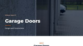 Garage Door Centre