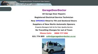 Garage Door Doctors
