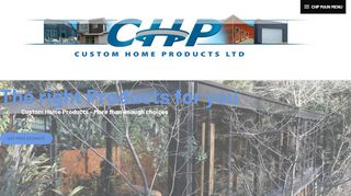 CHP Garage Doors