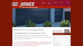 Jones Garage Doors