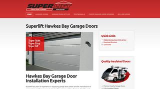 Superlift Garage Doors